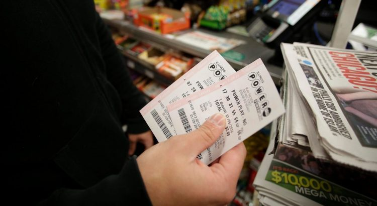 WHAT ARE THE ODDS OF YOU WINNING IN A LOTTERY