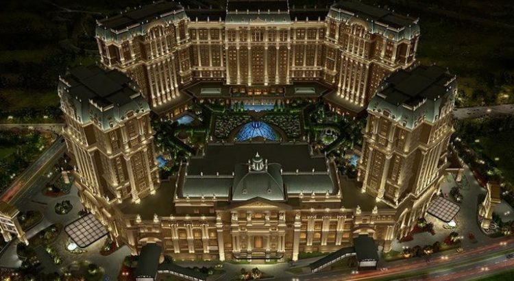 Macau's new Grand Lisboa Palace expected to open 'by the second half of 2020'