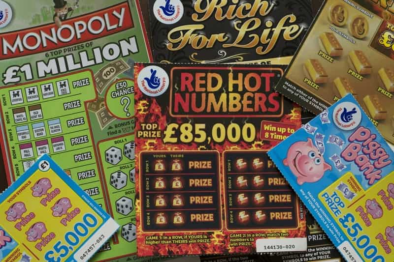 Government May Ban 16 And 17-Year-Olds To Buy Scratchcards And Lottery Tickets In Future