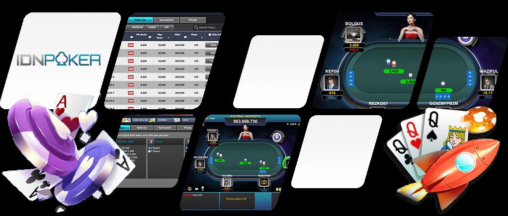 idnpoker online poker games